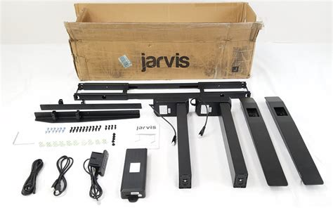 jarvis electric adjustable standing desk review rating