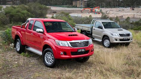Toyota Make An Appointment Attention 2015 17 Toyota Hilux Recalled For Battery Fix