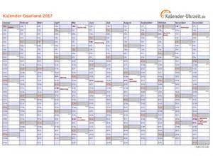 Kalender 2018 Saarland Feiertage 2017 Saarland Kalender