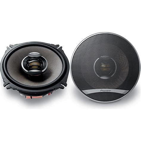 Promo Speaker Coaxial Pioneer Ts F1634r 2 Way Resmi Pio Distributor pioneer ts d1702r 6 3 4 quot 2 way d 280w series car speakers at onlinecarstereo