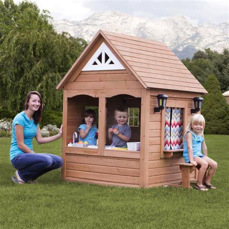 Backyard Discovery Direct Backyard Discovery Aspen Playhouse Activity Toys Direct