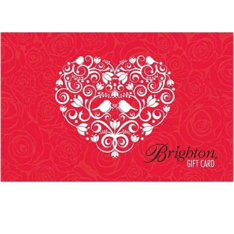 Style Everywhere Gift Card - brighton egift card gift cards