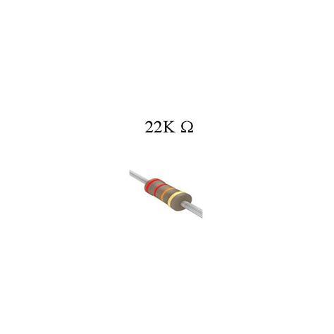 resistor 22k cores resistor de 22k 28 images resistor de filme de carbono 22k 1 4w hu infinito resistor de 10k