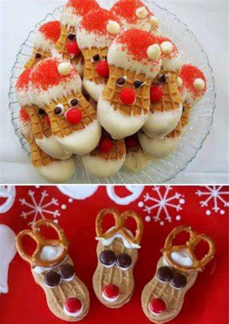 26 easy and adorable diy ideas for christmas treats diy