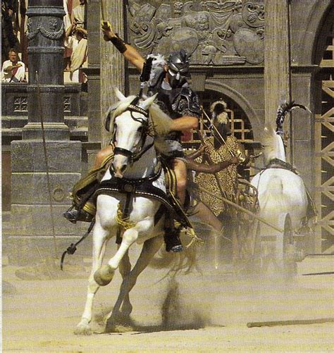 gladiator film fight scene el cid and his horse babieca another bag more travel