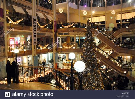 princes square shopping centre glasgow scotland