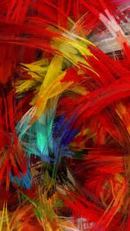 colorful feather colorful feather wallpaper free iphone wallpapers