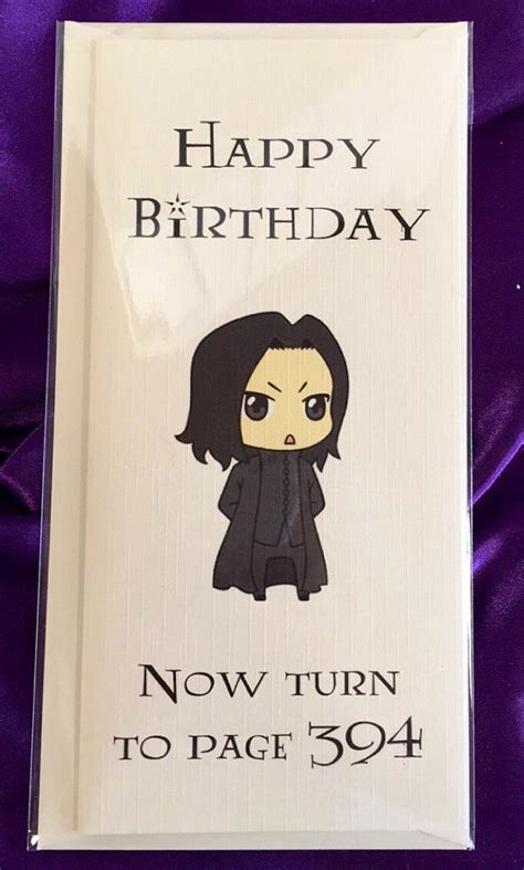 Wedding Wishes Harry Potter by Harry Potter Inspired Birthday Card Happy By