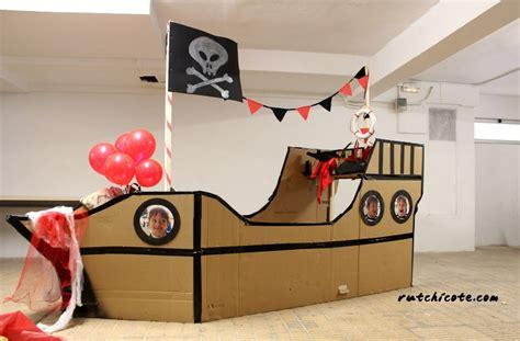 c 243 mo hacer un barco pirata rutchicote - Barco Pirata Hacer