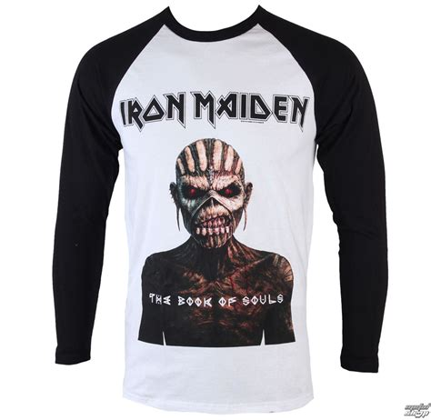 T Shirt Metal Iron Maiden t shirt metal s iron maiden book of souls rock