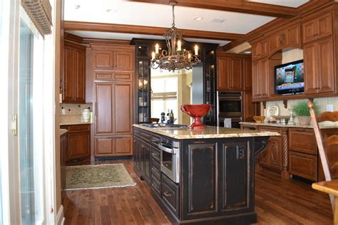 Handcrafted Cabinetry - custom kitchen cabinets