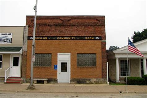 Jones County Tag Office by Jones County Iowa Backroads