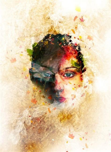photoshop cs5 tutorial cracked face photo manipulation 45 best adobe photoshop tutorials