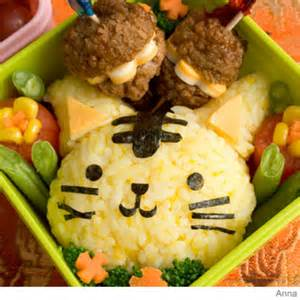 how to make a tiger bento lunch box parenting