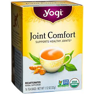 tea and comfort joint comfort tea 16 bag by yogi tea at the vitamin shoppe