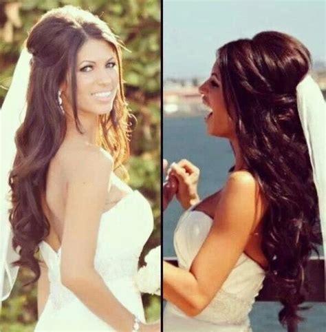 lovely veil 226 227 best 25 wedding hair with veil ideas on