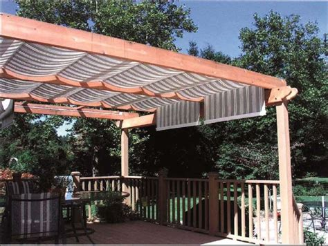 pergolas with fabric coverings pergola design ideas