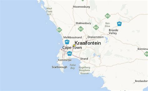 kraaifontein weather station record historical weather