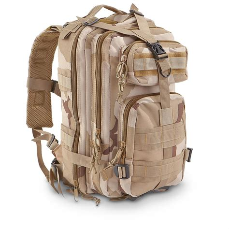 Bon Bag Pack Of 3 tactical assault pack 608437 style backpacks bags at sportsman s guide