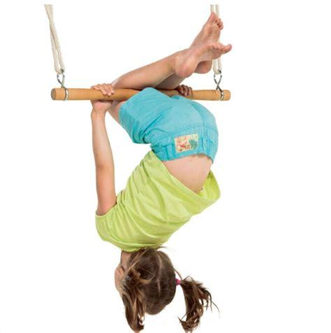 rope swing exercise aliexpress com buy indoor outdoor garden wooden bar for