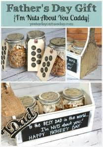diy s day gifts for fun diy father s day gift idea an quot i m nuts about you