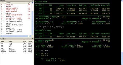 test di wald ekonometrika 1 wald test dan comparison test