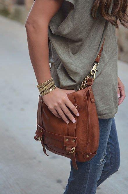 Fashion Bag Import Rv7833 Camel best 25 leather crossbody bag ideas on