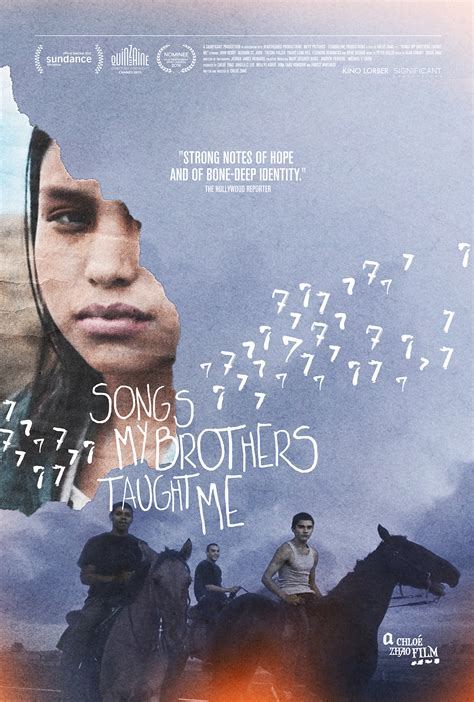 www film songs my brothers taught me kino lorber theatrical