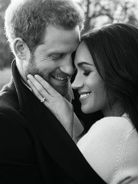 meghan harry prince harry and meghan markle engagement photos belong in