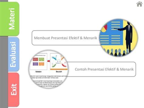 langkah membuat presentasi yang menarik pbk slide presentasi yang menarik dan efektif