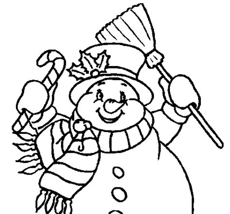 snowman scarf coloring page snowman with scarf coloring page coloringcrew com