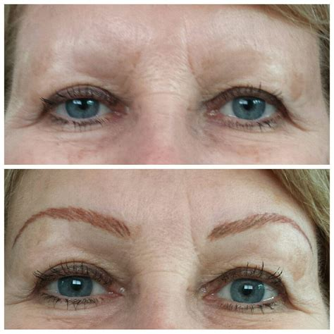 tattooed eyebrows healing process permanent makeup new bern eyeliner eyebrow
