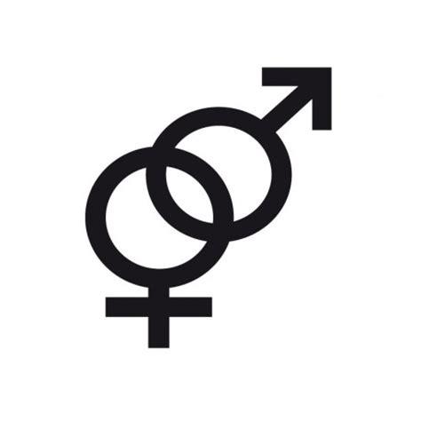 imagenes simbolos hombre y mujer vinilo s 237 mbolo hombre y mujer
