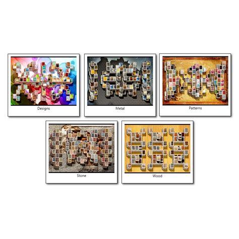 pattern mahjong games textures designs ii gamepack moraff s mahjongg