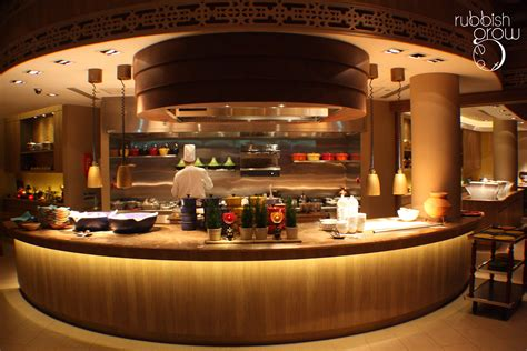 restaurant open kitchen design contemporary open plan restaurant kitchen home design