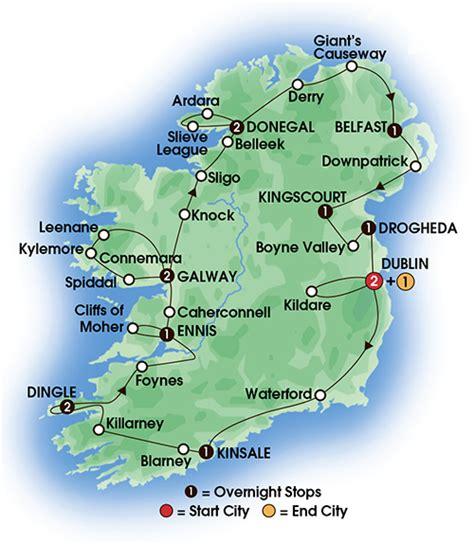 15 days jewels of ireland my ireland