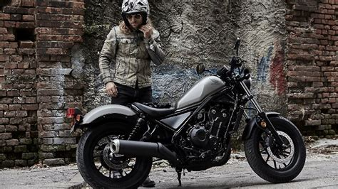 Cruiser Motorrad F R Anf Nger by Cruiser Und Bobber Honda Bringt Den Rebel F 252 R Anf 228 Nger