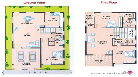 west facing house vastu west facing house plan west house
