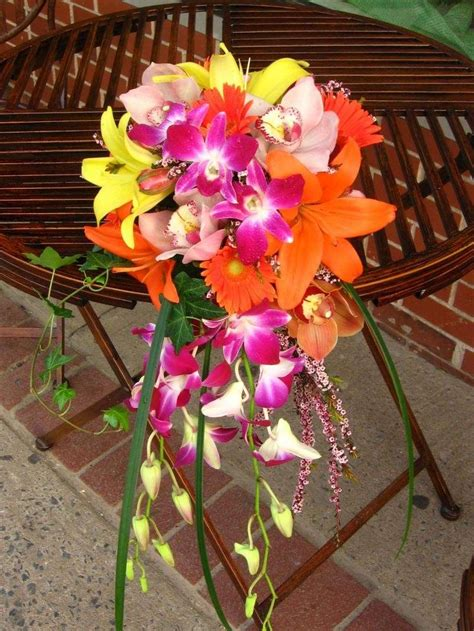 foto fiori coloratissimi addobbi per la chiesa foto matrimonio