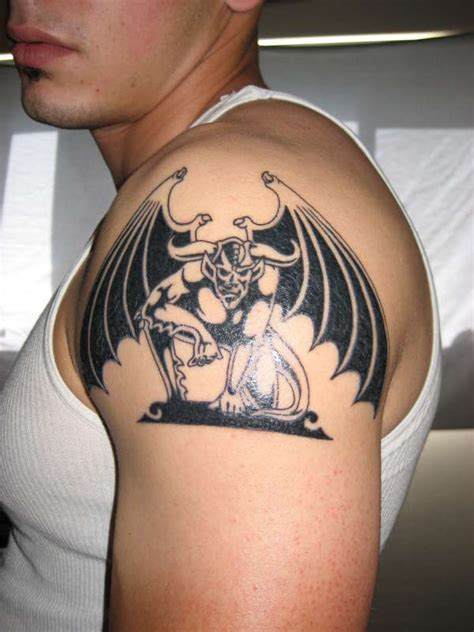 tattoos gargoyle designs gargoyle tattoos