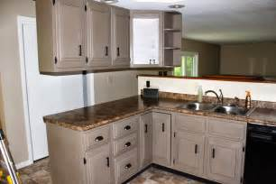 paint kitchen cabinets before and after not