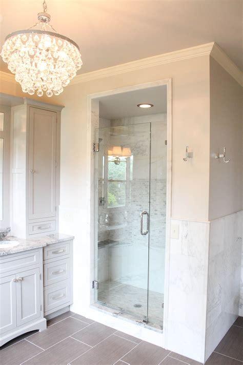 walk in bathroom fixtures   no master suite is complete