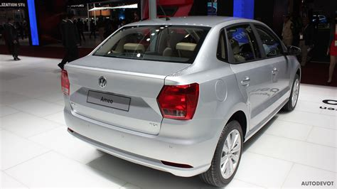 volkswagen ameo white volkswagen ameo bookings to start from may 12 autodevot