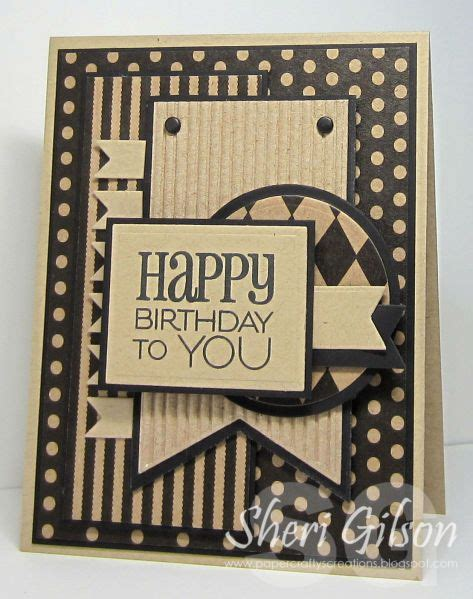 Best Gift Card For Men - happy birthday cards for men best 25 masculine birthday cards ideas on pinterest mens