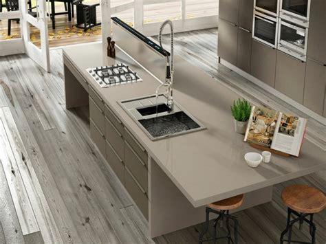 arbeitsplatte sã plan de travail r 233 sine pour une cuisine moderne