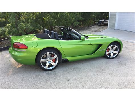 old car repair manuals 2009 dodge viper interior lighting 2009 dodge viper for sale classiccars com cc 1130712