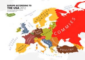 europe according to usa print alphadesigner store