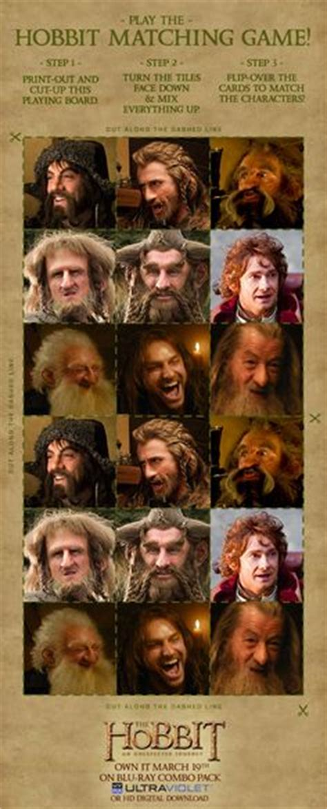 free printable hobbit bookmarks middle earth free printables on pinterest tove jansson