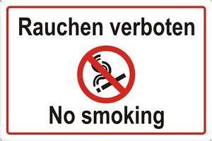 Aufkleber Rauchen Verboten Kostenlos by Rauchen Verboten No 4 Gr 246 223 En Aufkleber Hinweis