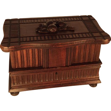 swing box black forest swing out jewelry box from